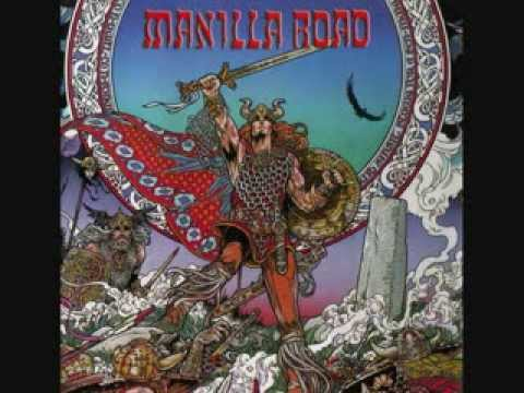Manilla Road - Aftershock