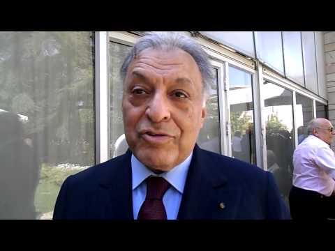 CultureBuzz Converses with Maestro Zubin Mehta - Awarded the Presidential Medal of Distinction!