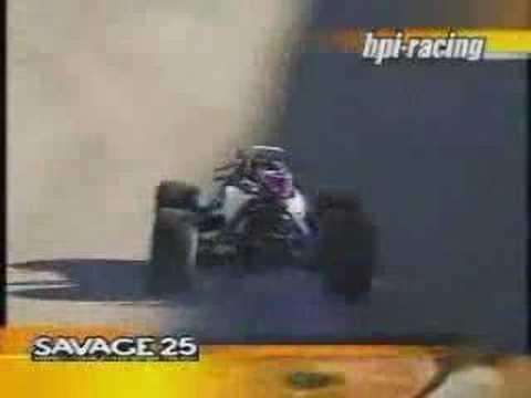 Auto Racing Nascarcom on Nitro Rc Engine Tuning 1  Useing A Hpi Racing Savage 25