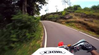 Amazing Country Roads for riding in Sri lanka | Enduro SriLanka motovlog#10