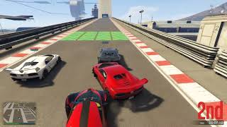 GTA 5   BEST RACING MOMENTS!