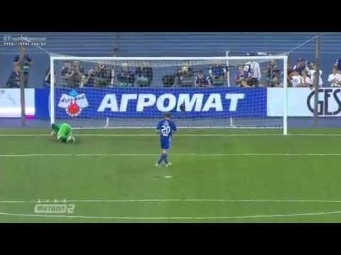 Кубок Украины 2015 * Динамо Киев - Шахтер * Послематчевые пенальти