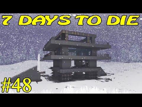 7 Days to Die ► Домик растёт ►#48 (16+)