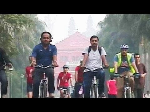 Get on the bike, Bangalore