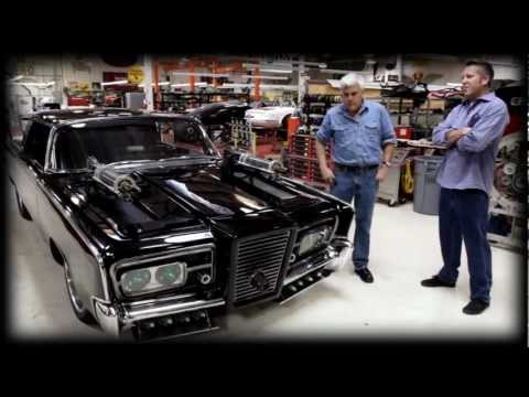 Fast Five Picture Cars - Jay Lenos Garage