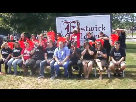 Eastwick College ALS Ice Bucket Challenge Part 1