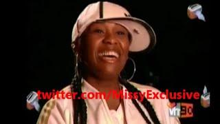 "Missy Elliott's hilarious interview on ""I Love the 90's"" (2004)"