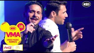 Stan & Πέτρος Ιακωβίδης  - ΜAD VMA Medley     Mad VMA 2018 by Coca-Cola & McDonald's