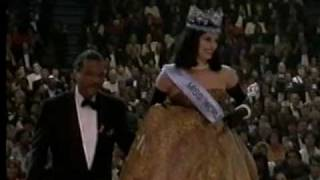 MISS WORLD 1992 Ninibeth Leal Final Walk