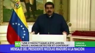 Venezuela : Maduro accuse Trump d'être responsable de la panne d'électricité