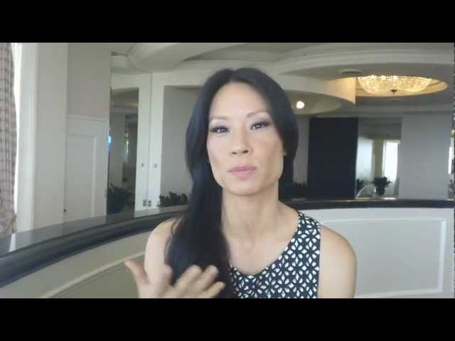 Lucy Liu: the fascination with Sherlock Holmes and Dr. Watson as a woman