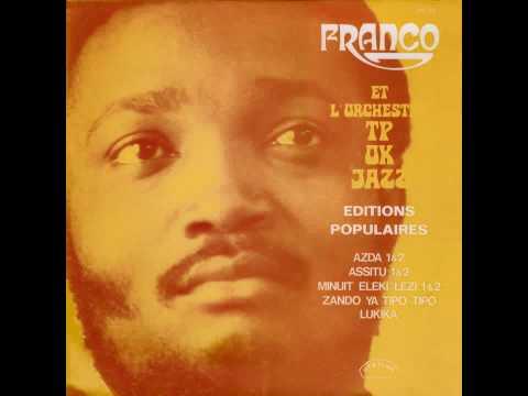 Franco&le TPOK Jazz 1973-1974