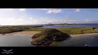 Gweedore is Irish-speaking parish in County Donegal, Ireland