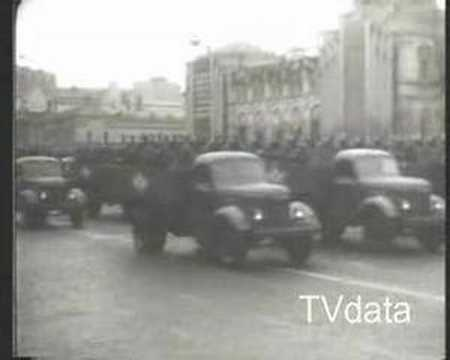 Red Army Parade 1954
