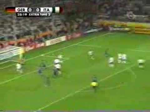 Fabio Grosso's Goal 2006 Video