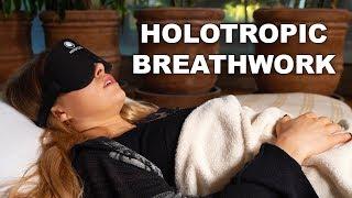 INTRO TO HOLOTROPIC BREATHWORK | YJ Tried It