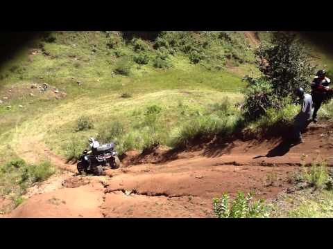 Atv Downhill Can am, Arctic Cat Mexico