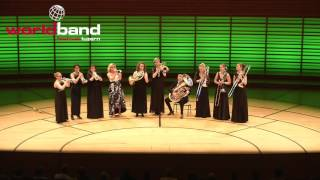 tenThing Brass Ensemble plays Prelude from Holberg Suite