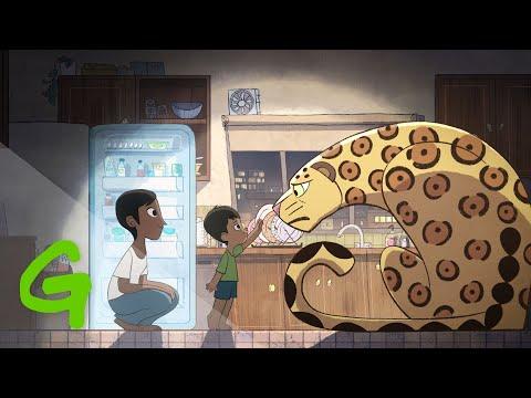 'Hay un monstruo en mi cocina', de Greenpeace