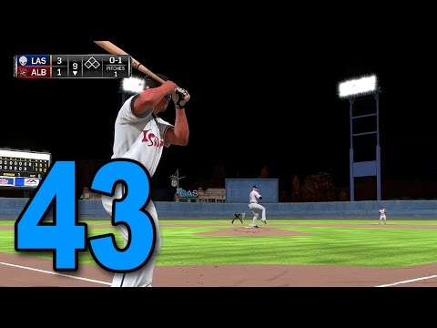 MLB 15 Road to The Show - Part 43 - Streak is in Danger! (Playstation 4 Gameplay)