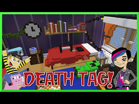 Minecraft Monday Ep69 Death Tag Minigames With Gamer Chad Alan