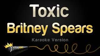 Download Song Britney Spears - Toxic (Karaoke Version) Free StafaMp3
