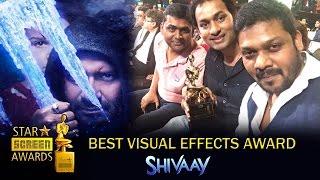 Download Ajay Devgn's Shivaay WINS 'Best VFX Award' At Star Screen Awards 2016 3Gp Mp4