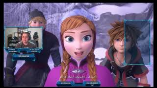 Let it go! We're finishing Arendelle and moving on :) | #ConnorArmy #RaagSquaad