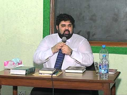 Salvation in Islam Vs. Christianity (Urdu Debate) 2/2