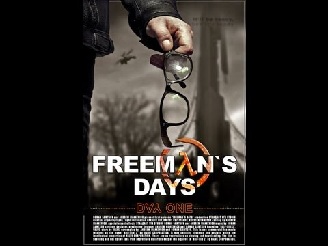 Freeman's Days. Day One. Part 1 (English subtitles) Half-Life