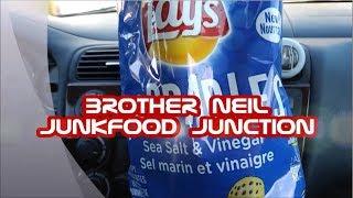 NEW Sea Salt & Vinegar Lay's Poppables CANADA March 2019