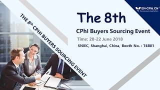 The 8th CPhI China Pharmaceutical Buyers Sourcing Event