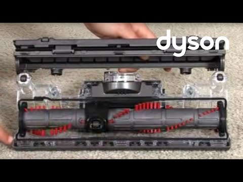 Download dyson turbine head repair video mp3 mp4 3gp webm for Dyson dc41 brush bar motor