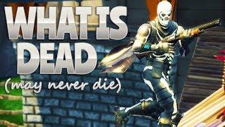 WHAT IS DEAD (Fortnite Battle Royale)