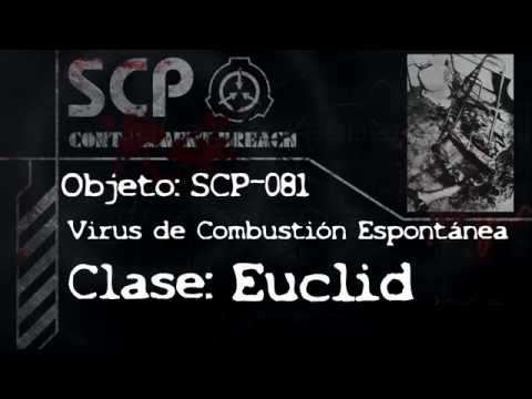 SCP-081 - Virus de Combustión Espontánea