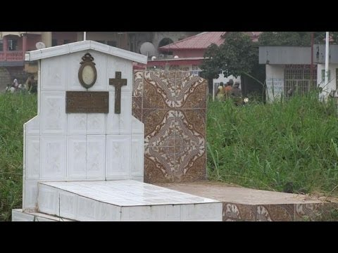 Looking for a place to live in DR Congo? Try the cemetery