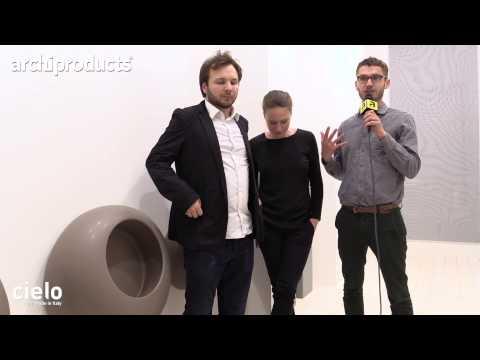 CERAMICA CIELO | 5 5, Alessio Coramusi - iSaloni 2014