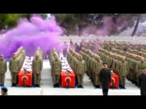 Komando Yemin Töreni Manisa Kırkağaç