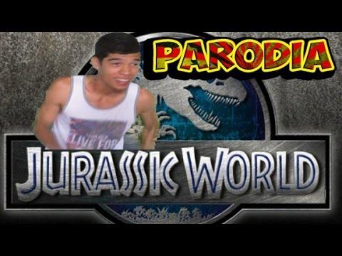 Jurassic World - Official Trailer | PARODIA BIZARRA
