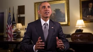 Weekly Address: The Affordable Care Act is Here to Stay