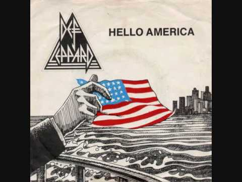 Def Leppard - Good Morning Freedom