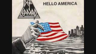 Watch Def Leppard Good Morning Freedom video