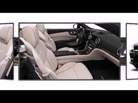2013 Mercedes-Benz SL-Class Video