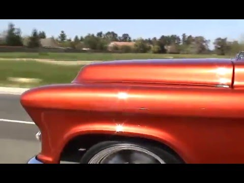 1958 GMC Project Completed Music Videos