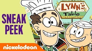 The Loud House Turns into a Restaurant⁉️ + Sneak Peek Clip: Cooked | Nick