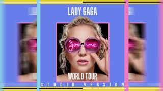 Lady Gaga - Joanne (Joanne World Tour - Studio Version)