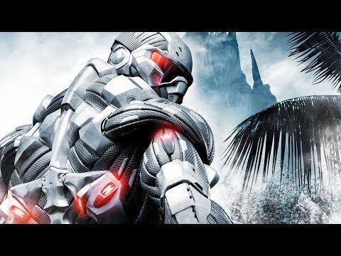 Игра про суперсолдата будущего! Crysis!