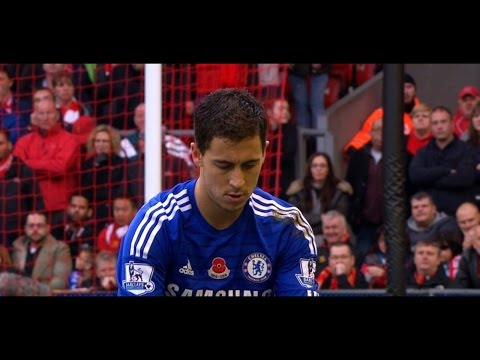 Eden Hazard vs Liverpool (Away) 14-15 HD 720p By EdenHazard10i