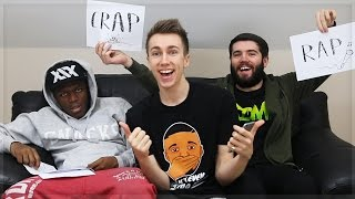 RAP OR CRAP WITH JOSH AND JJ!