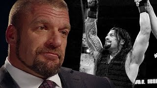 Triple H will address WWE